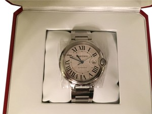 Cartier Ballon Bleu Cartier Men's Stainless Steel Watch