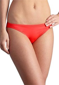 Kate Spade kate spade new york Georgica Solid Classic Swim Bottom in Geranium