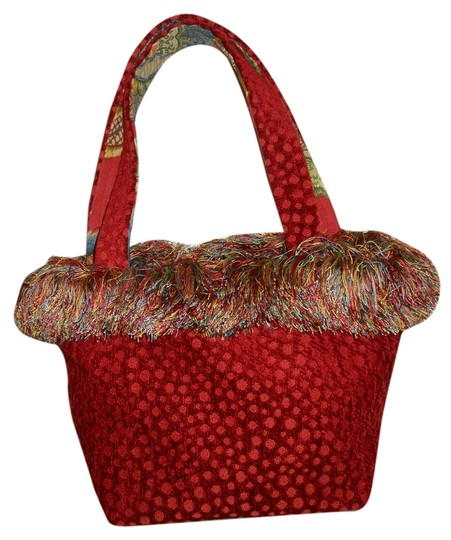 Preload https://item2.tradesy.com/images/handmade-red-upholstery-fabric-tote-6695086-0-1.jpg?width=440&height=440