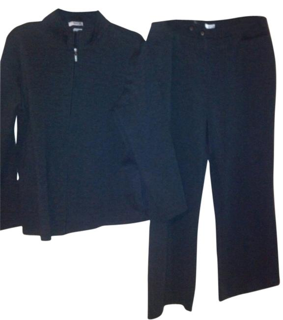 Preload https://item3.tradesy.com/images/east-5th-essentials-grey-class-and-comfort-pant-suit-size-20-plus-1x-6695557-0-1.jpg?width=400&height=650