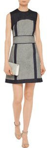 Victoria Beckham short dress Blue Dvf Burberry Chanel Parker on Tradesy