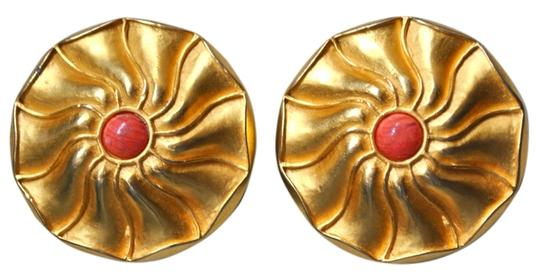 Preload https://item5.tradesy.com/images/karl-lagerfeld-gold-vintage-spiral-gold-plated-earrings-6696064-0-1.jpg?width=440&height=440
