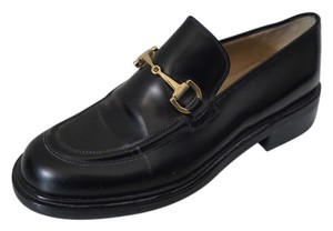 Gucci Lofers Winter Fall Black Flats