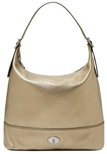 Fossil 13 W X 11 H X 4 1/2 D Inches Hobo Bag