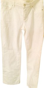 Louis Vuitton Jeans Straight Pants White