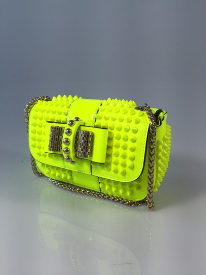 Christian Louboutin Cross Body Bag Image 5