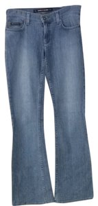 DKNY Boot Cut Jeans-Light Wash