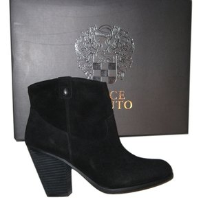 Vince Camuto Black (Suede) Boots