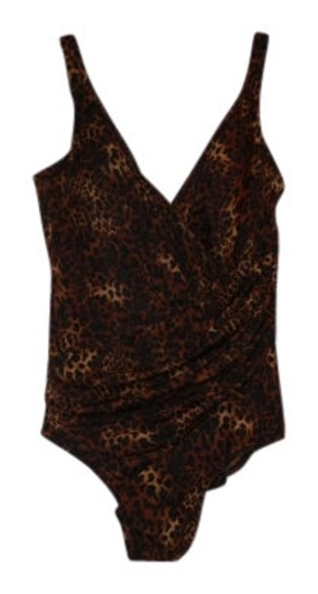 Preload https://img-static.tradesy.com/item/6716/miraclesuit-brown-animal-print-swimsuit-one-piece-bathing-suit-size-14-l-0-0-650-650.jpg