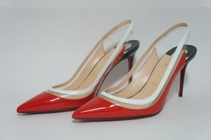 Christian Louboutin Designer Red Pumps
