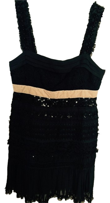 Preload https://item4.tradesy.com/images/louis-vuitton-black-sleeveless-knee-length-cocktail-dress-size-6-s-6717493-0-1.jpg?width=400&height=650
