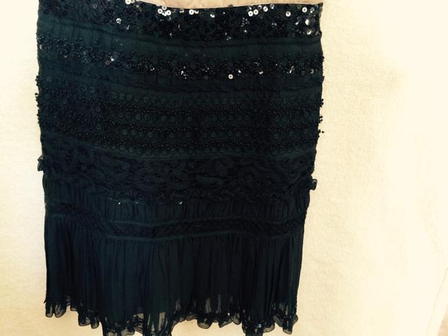 Louis Vuitton Knee Length Sequin Embellished Dress
