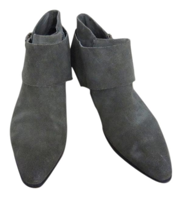 Item - Green Military Boots/Booties Size US 8 Regular (M, B)