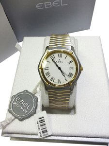 Ebel Ebel, Sport Classic, Men's Watch, 1187151-26225, Stainless Steel & 18K Gold ,