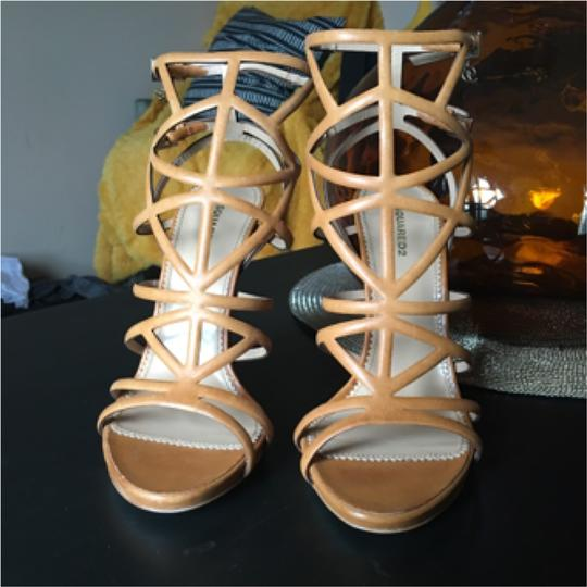 Dsquared2 Tan Sandals