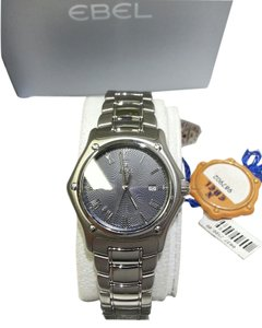 Ebel Ebel 1911 Mens Automatic Watch Stainless Steel