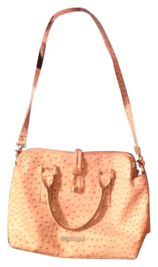 Preload https://item4.tradesy.com/images/ivanka-trump-embossed-ostrich-stimulated-leather-satchel-6719233-0-1.jpg?width=440&height=440