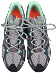 Merrell Breathable Hiking Low Hiker granite/mint Athletic