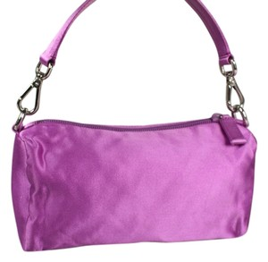 Prada Purple (Ciclamino) Clutch