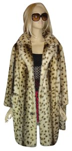 Other Cheetah Leopard Fur Coat