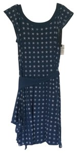 Marc by Marc Jacobs short dress Dusty Navy on Tradesy