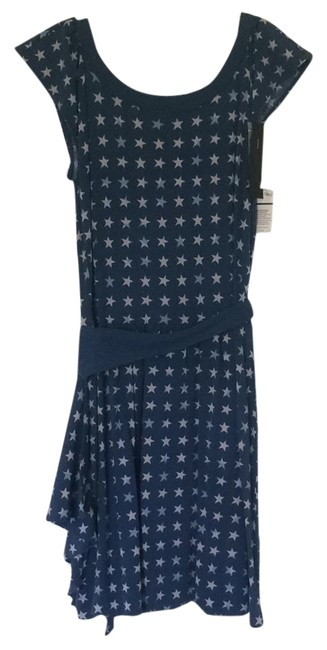 Preload https://img-static.tradesy.com/item/6720433/marc-by-marc-jacobs-dusty-navy-m191667-knee-length-short-casual-dress-size-4-s-0-1-650-650.jpg