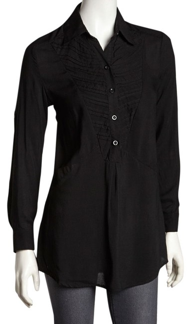 Preload https://img-static.tradesy.com/item/6721258/black-button-long-sleeve-button-down-top-size-8-m-0-1-650-650.jpg