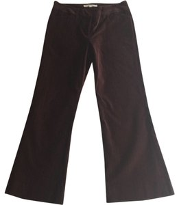 Erica Tanov Boot Cut Pants Brown Erica Tanov