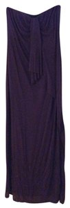 Deep Purple Maxi Dress by Velvet by Graham & Spencer