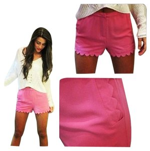 Lush Dress Shorts Purple