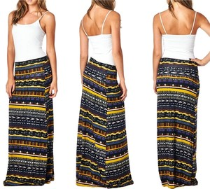 Popana Maxi Skirt Multi Color