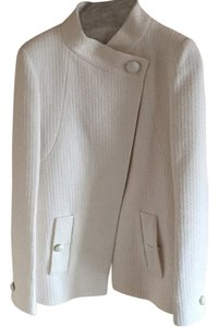 Chanel White Blazer