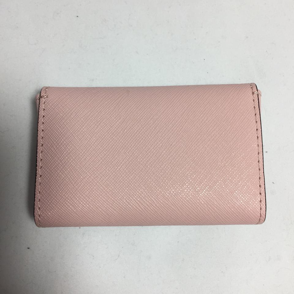 Kate Spade Pink Business Card Case - Wallet - Tradesy
