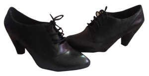 ALDO Ankle Lace-up Black Boots
