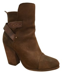 Rag & Bone Brown suede Boots