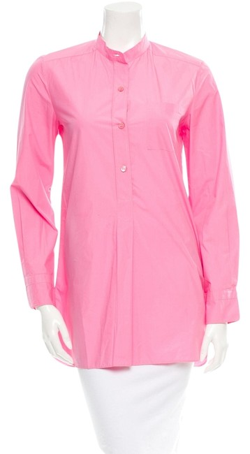 Preload https://item2.tradesy.com/images/marni-pink-sleeve-blouse-button-down-top-size-4-s-6725401-0-1.jpg?width=400&height=650