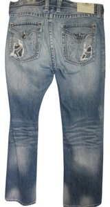 Affliction Boyfriend Cut Jeans-Distressed