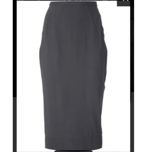 Rick Owens Skirt Dark Dust