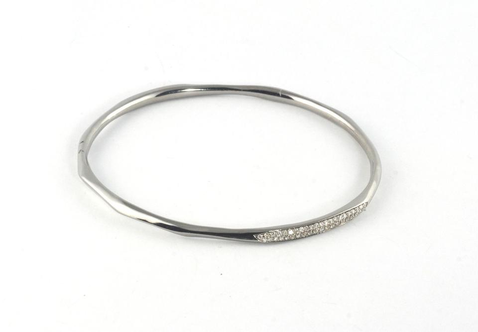 co tiffany sterling locks bangles narrow m bangle diamond silver bracelet