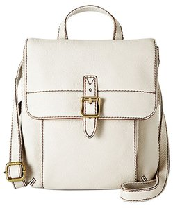 Fossil Strap Is 23 In. Long Leather Cross Body Bag