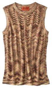 Missoni for Target Top Autumn & Gold