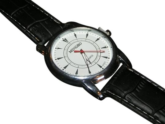 Preload https://item3.tradesy.com/images/blackwhite-bogo-and-analog-quartz-unisex-free-shipping-watch-6731557-0-0.jpg?width=440&height=440