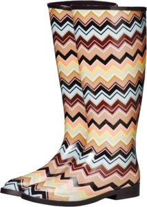 Missoni for Target Multi colored Boots