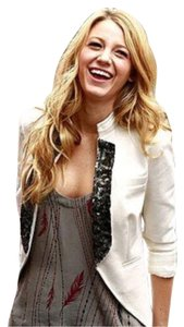 Edun Gossipgirl Blakelively Tank Silk Top Gray