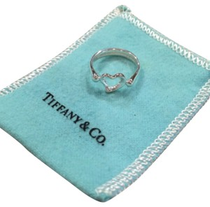 Tiffany & Co. Open Heart Ring
