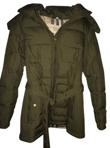Burberry Hood Down Coat