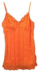 No Boundaries Top Orange