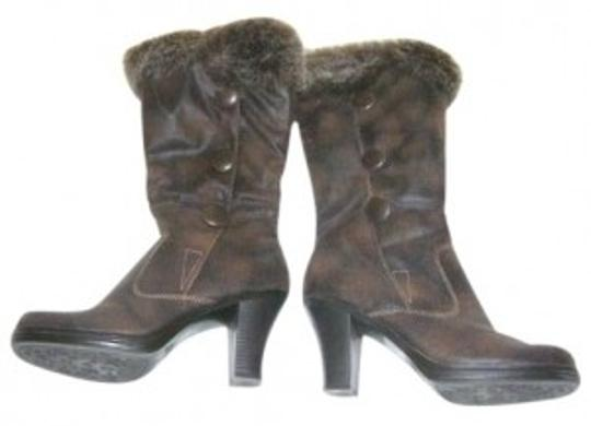 Preload https://item1.tradesy.com/images/mudd-brown-bootsbooties-size-us-75-regular-m-b-6735-0-0.jpg?width=440&height=440