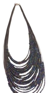 Not Rated Beautiful Multi Color Beaded Necklace