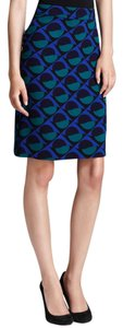 Marc by Marc Jacobs Skirt Blue Green